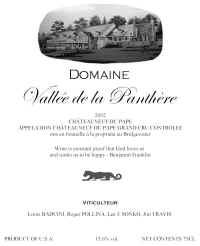 Panther Valley wine bottle.jpg (51684 bytes)