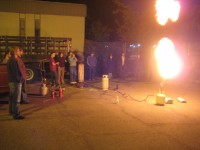 Electronic Controlled Flame Effects - by Lee Sonko
