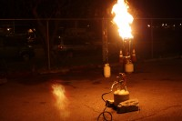 Electronic Controlled Flame Effects - by David Nichols